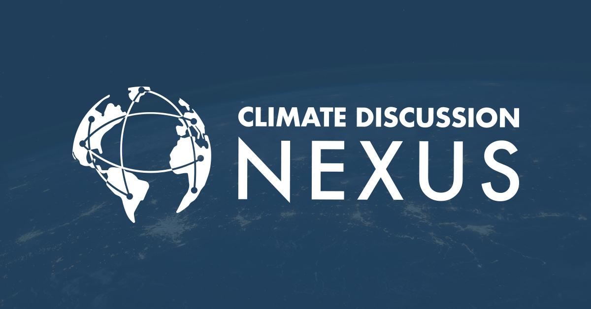 Blog | Climate Discussion Nexus
